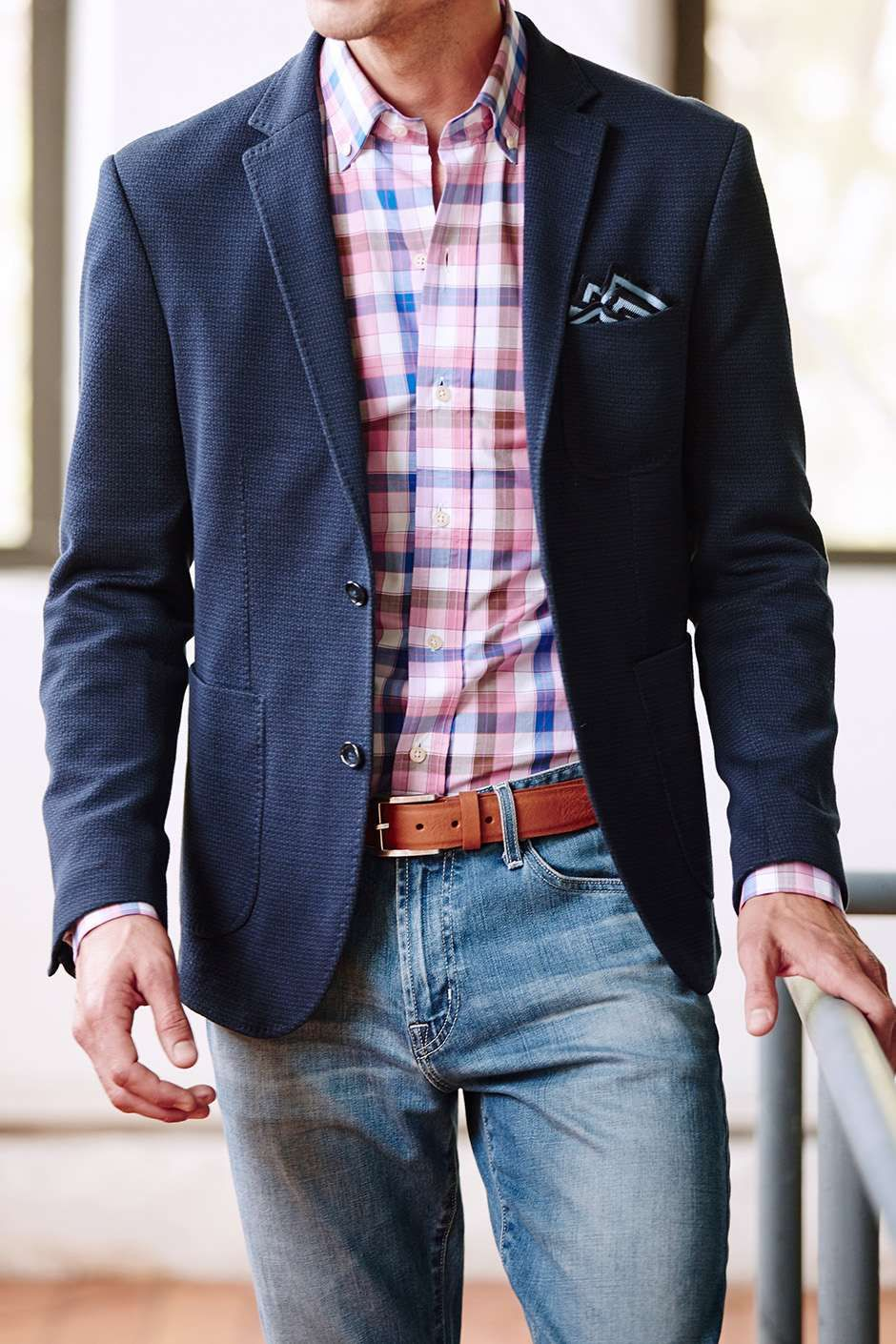 AG Jeans Trunk Club Sports coat and jeans, Mens