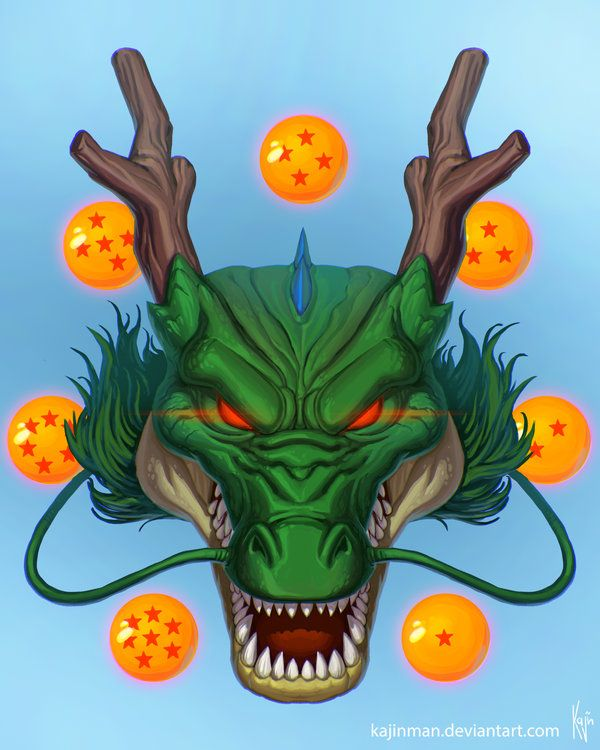 Shenlong Dragon Ball Dragon Ball Anime Dragon Ball Dragon Ball Tattoo
