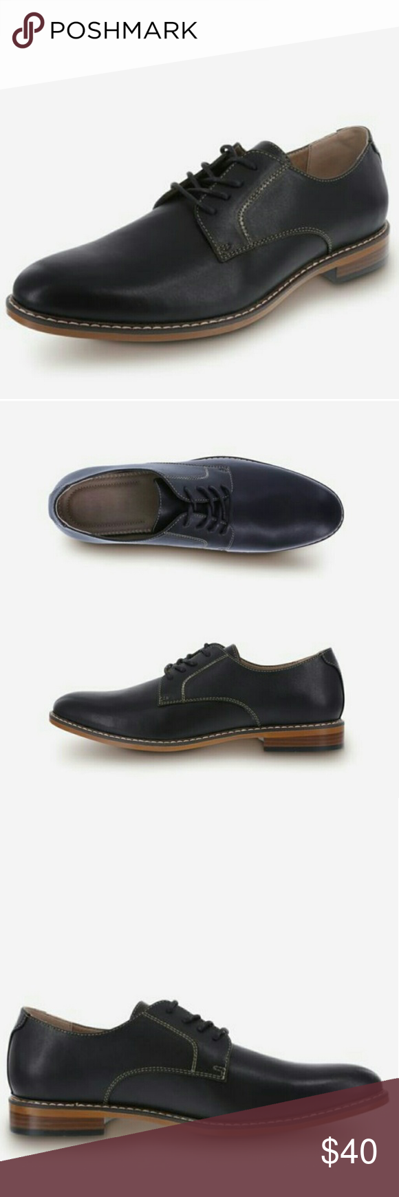 310ebec7b09356 Dexter Men s Alec Plain-Toe Oxfords You can t go wrong with this classic