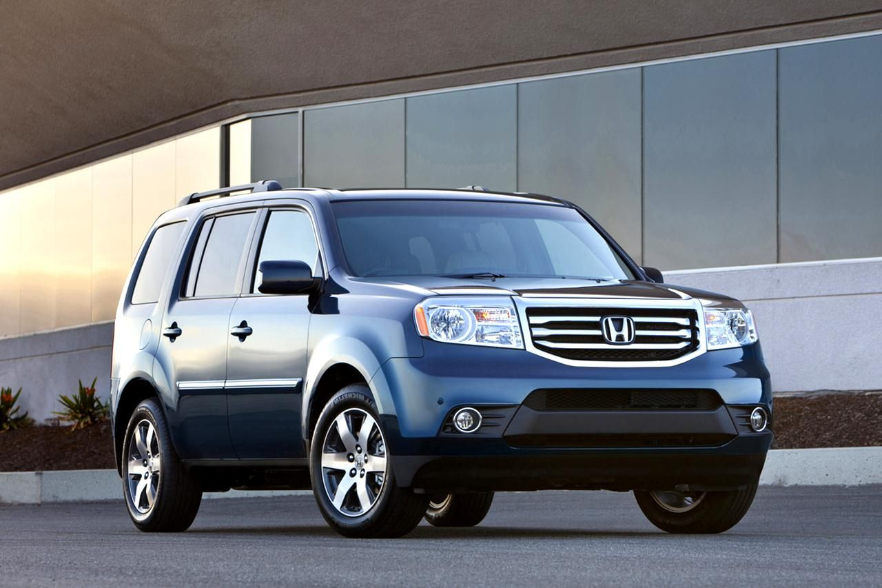 2015 Honda Pilot Review Specs And Price The New Design Of 2015 Cars Honda Pilot 2015 Honda Pilot Honda