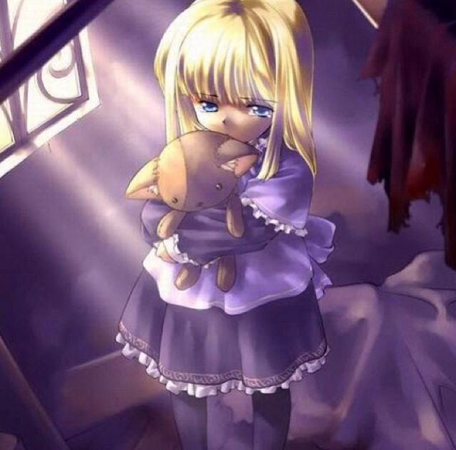 Pin By Bry Baker On Eddies Kids Examples Little Girl Manga Anime Crying Teddy Bear Cartoon