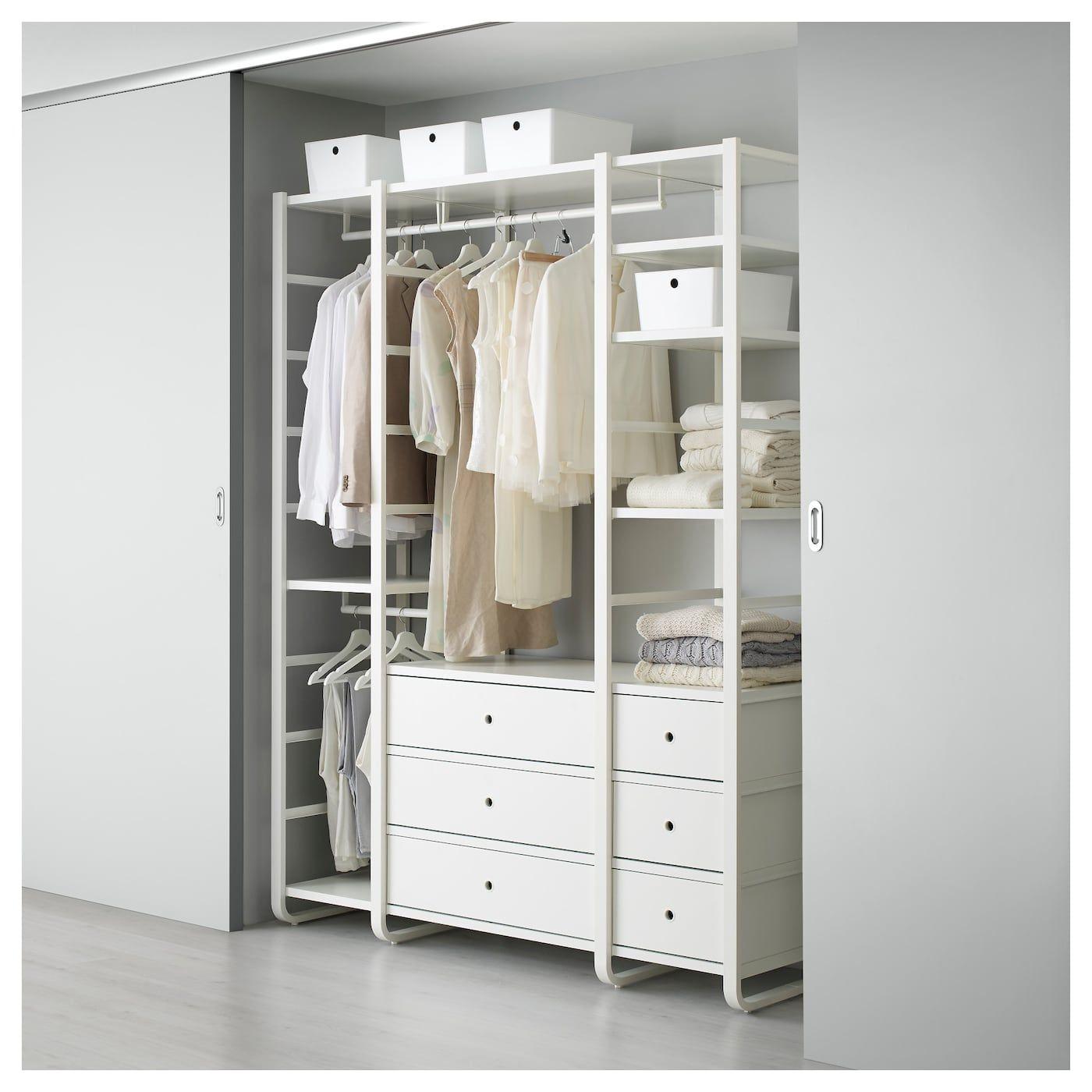 ELVARLI 3 Elemente weiß IKEA Österreich Elvarli