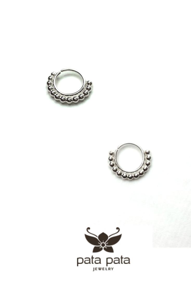 Annora Gold Tibetan Septum Ring Piercing Septum Piercing Ring Septum Nose Rings Body Jewellery