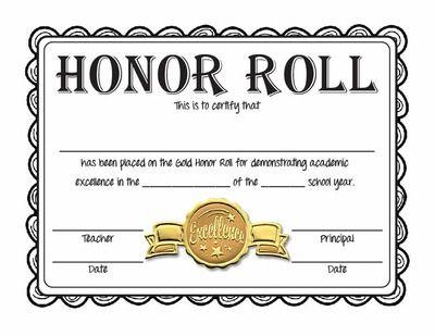classroom roll