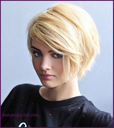 Kurze Frisuren Für Welliges Haar Und Rundes Gesicht Neu Frisuren