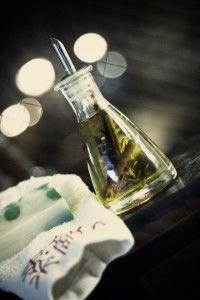 HomeMade Body Oil