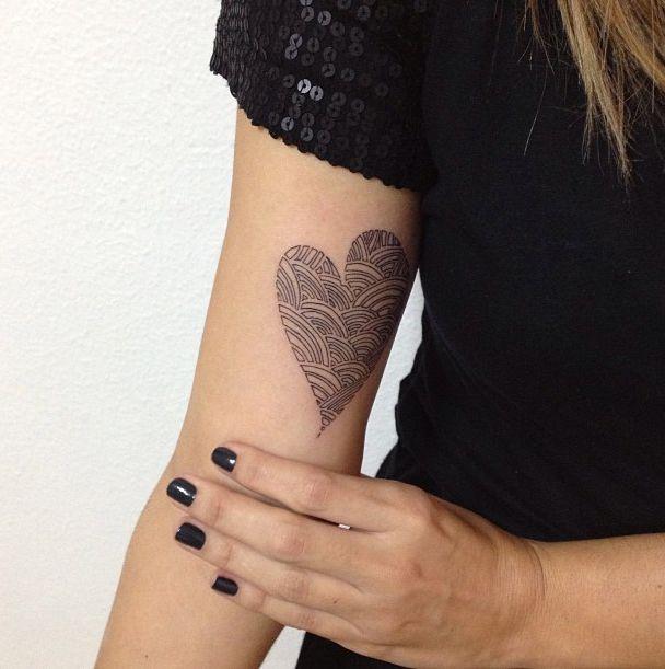 Tattoo de Tinico Rosa
