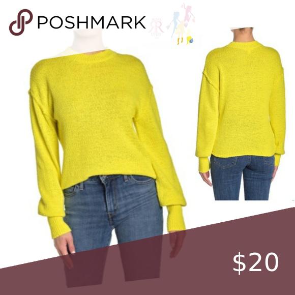 🆕 Drop Shoulder Knit Sweater