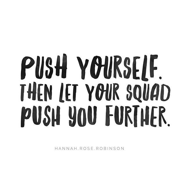 Friendship and squad quotes