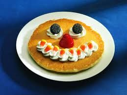At IHOP on Halloween any child 12 years old or younger can get a FREE Scary Face Pancake anytime between 7am and 10pm on Thursday October 31st.  Just check with your local IHOP to make sure that they are participating! http://ifreesamples.com/free-scary-face-pancakes-for-kids/