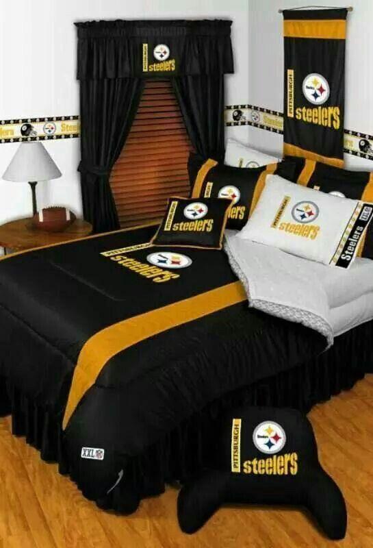 Steeler Bedroom Set. YES