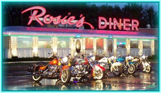 Rosies Diner Rockford Mi American Restaurants Pinterest Tin