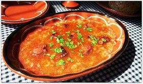 ポルトガルの★タコご飯(リゾット)★赤ワイン