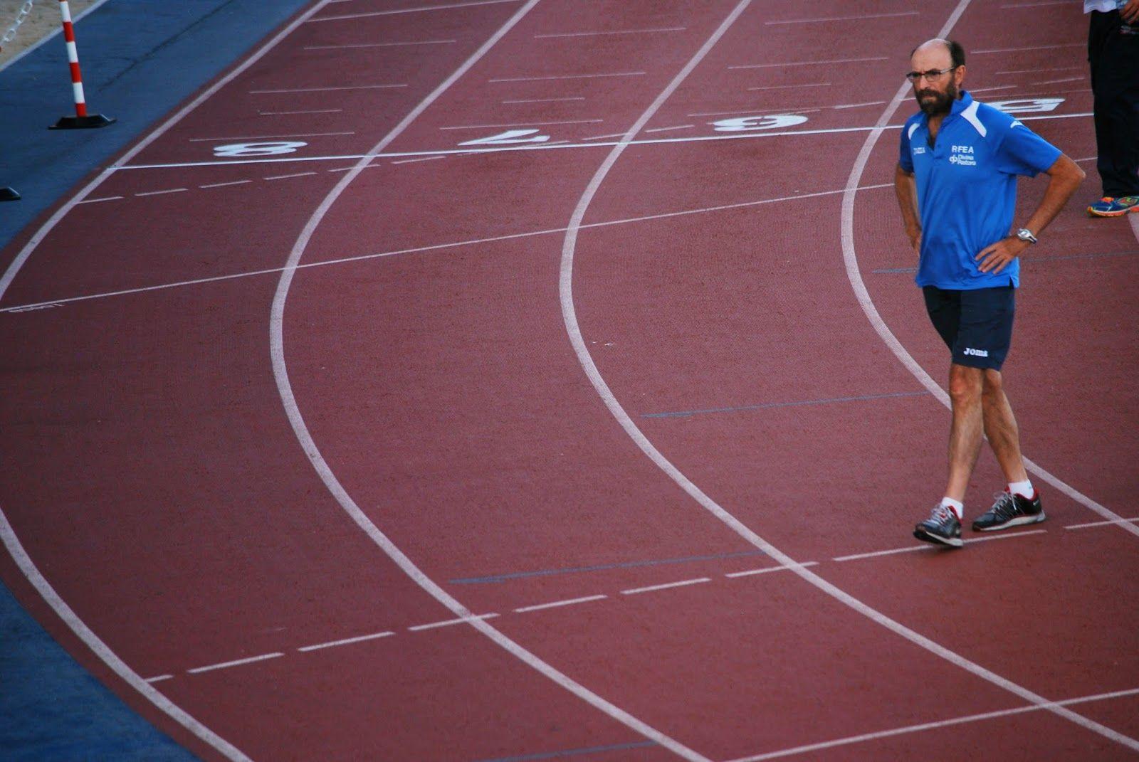 Atletismo Y Algo Más 11346 Fernando Marquina Alonso Responsable Del Atletismo Atleta Getafe