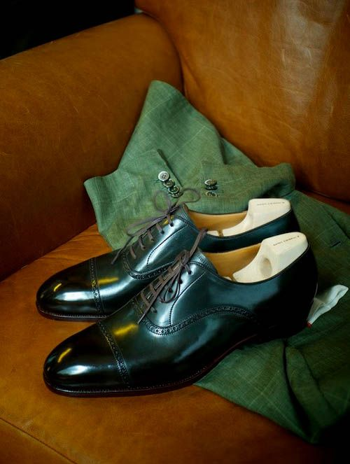 green shoes menswear men fashion luxury