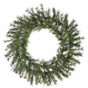 60 inch artificial christmas wreaths
