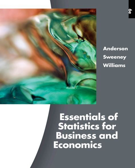 Essentials Of Statistics For Business And Economics 7th Edition Pdf