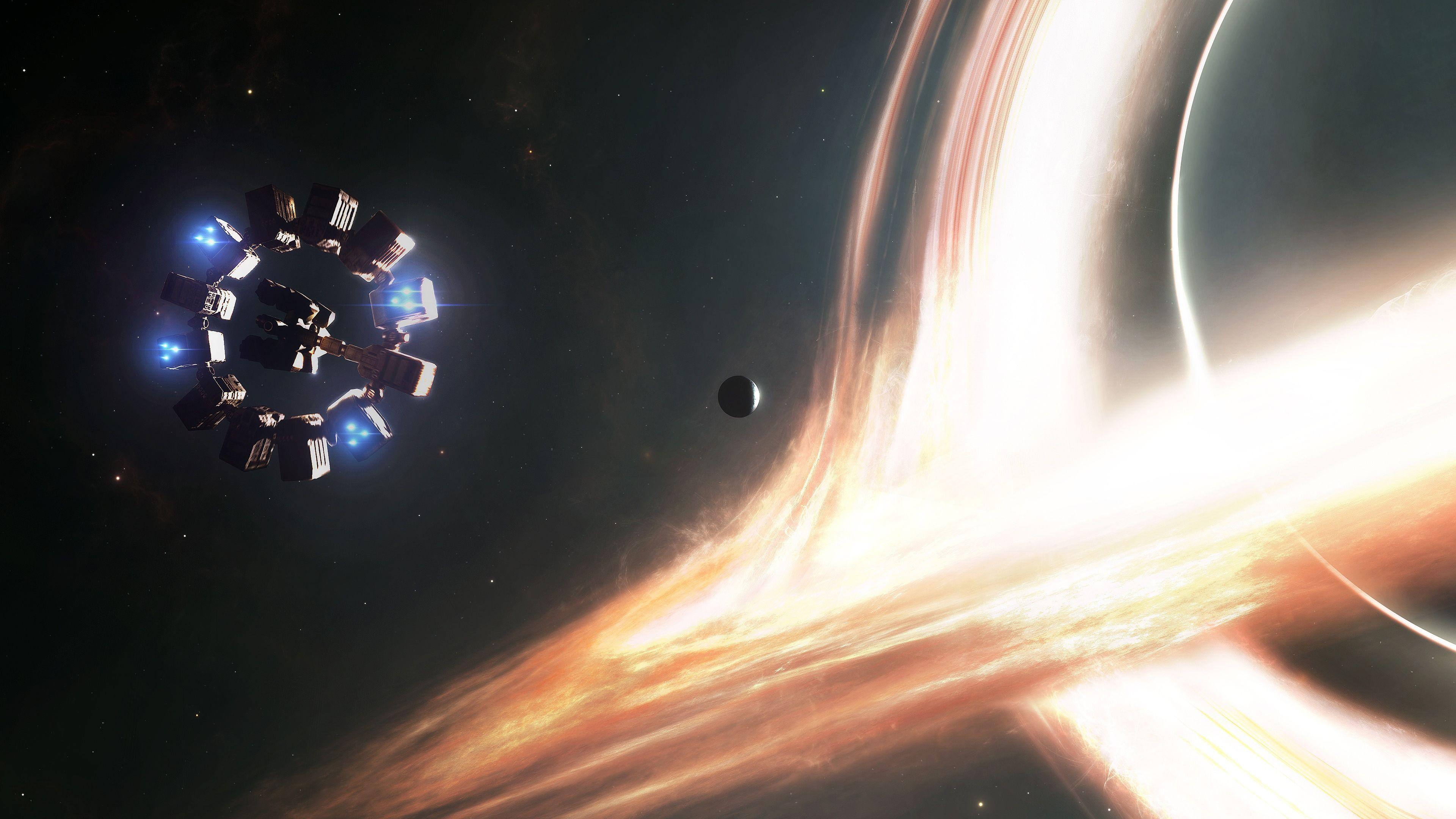 Interstellar Gargantua Interstellar Movie Interstellar Science Fiction Movies