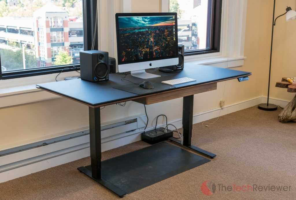 Bdi Sequel Lift Desk 6052 Review A High End Sit Stand Desk At An Affordable Price Desk Lift Desk Sit Stand Desk