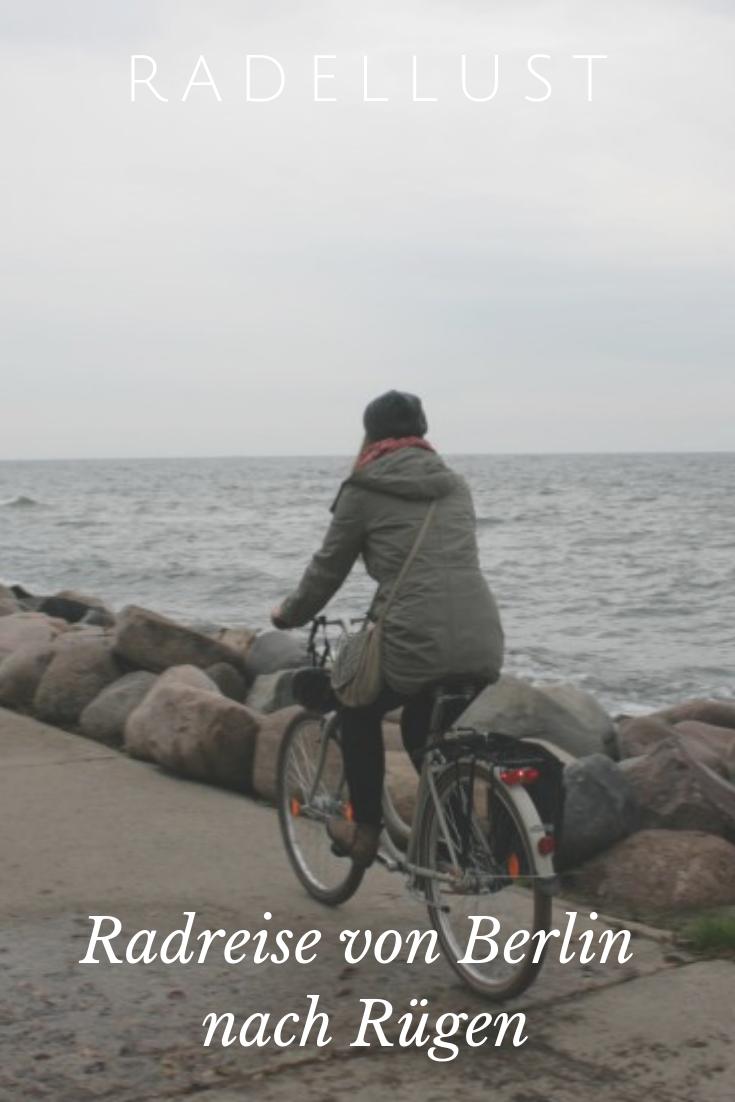 Radtour Von Berlin Nach Rugen In 3 Tagen Ab An S Meer Radtour