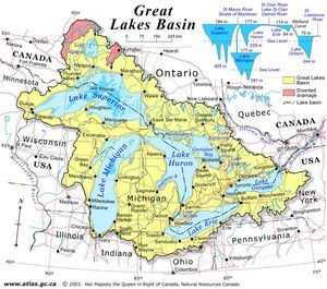 Discover Canada With These 20 Maps | O\'Canada | Great lakes map, Map ...