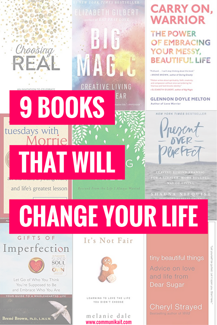 Six Uplifting Books to Read If You've Had a Really Bad ...