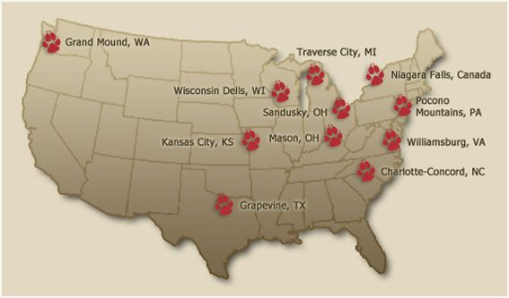 Great Wolf Lodge locations | Great Wolf Lodge | Great wolf