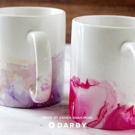 Easy Coworker Gifts You Can DIY #gifts #christmas #coworkergifts #video #diy #mugart