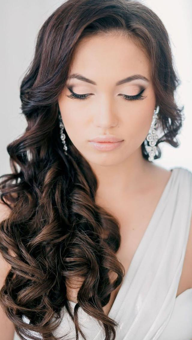 Pin by Sydney Lauren on Hairstyles Wedding hair and