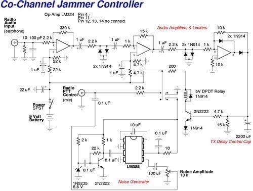 How to build a cell phone signal jammer - phone wifi jammer to signal