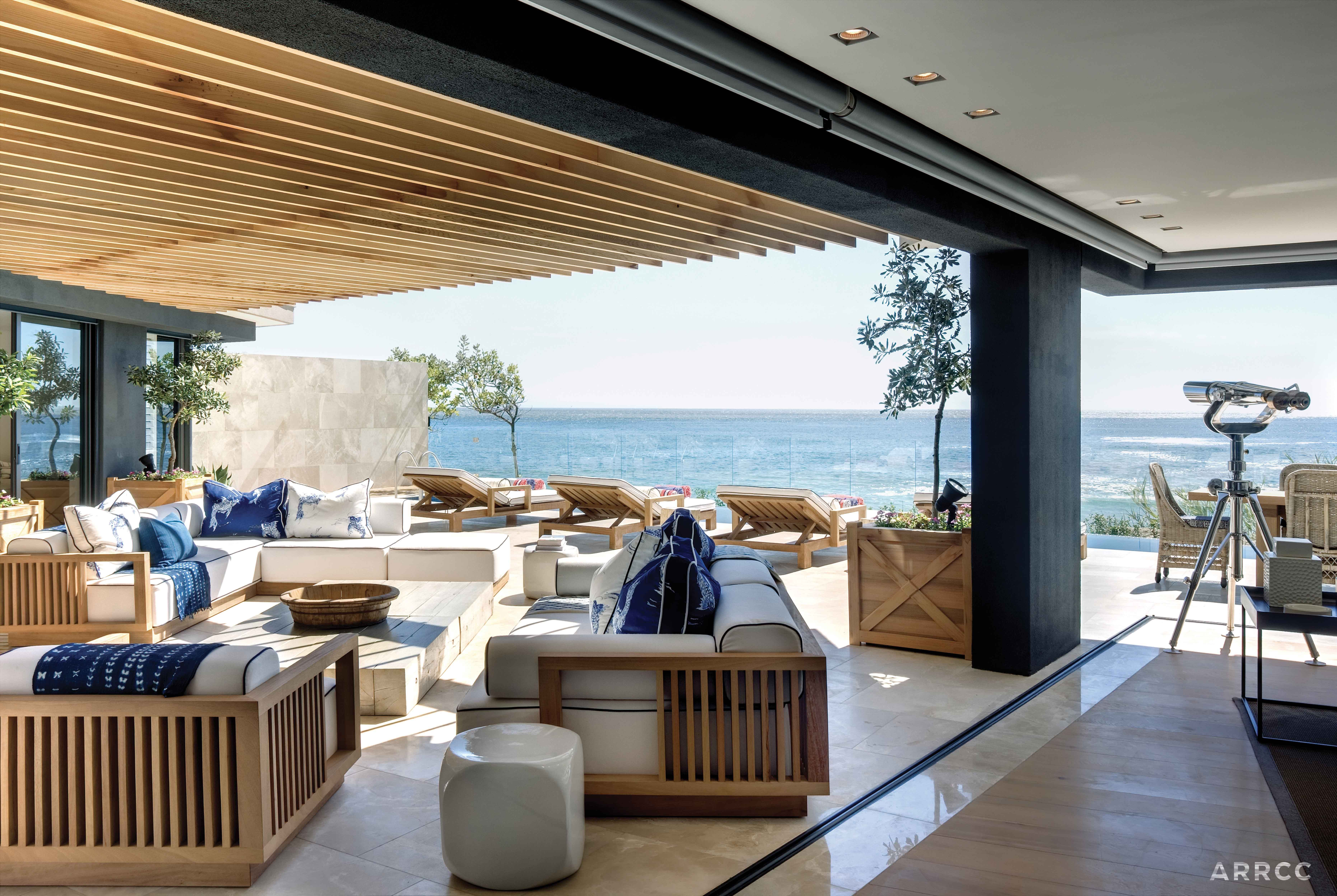 indoor and outdoor living spaces for luxury style from arrcc rh pinterest com au