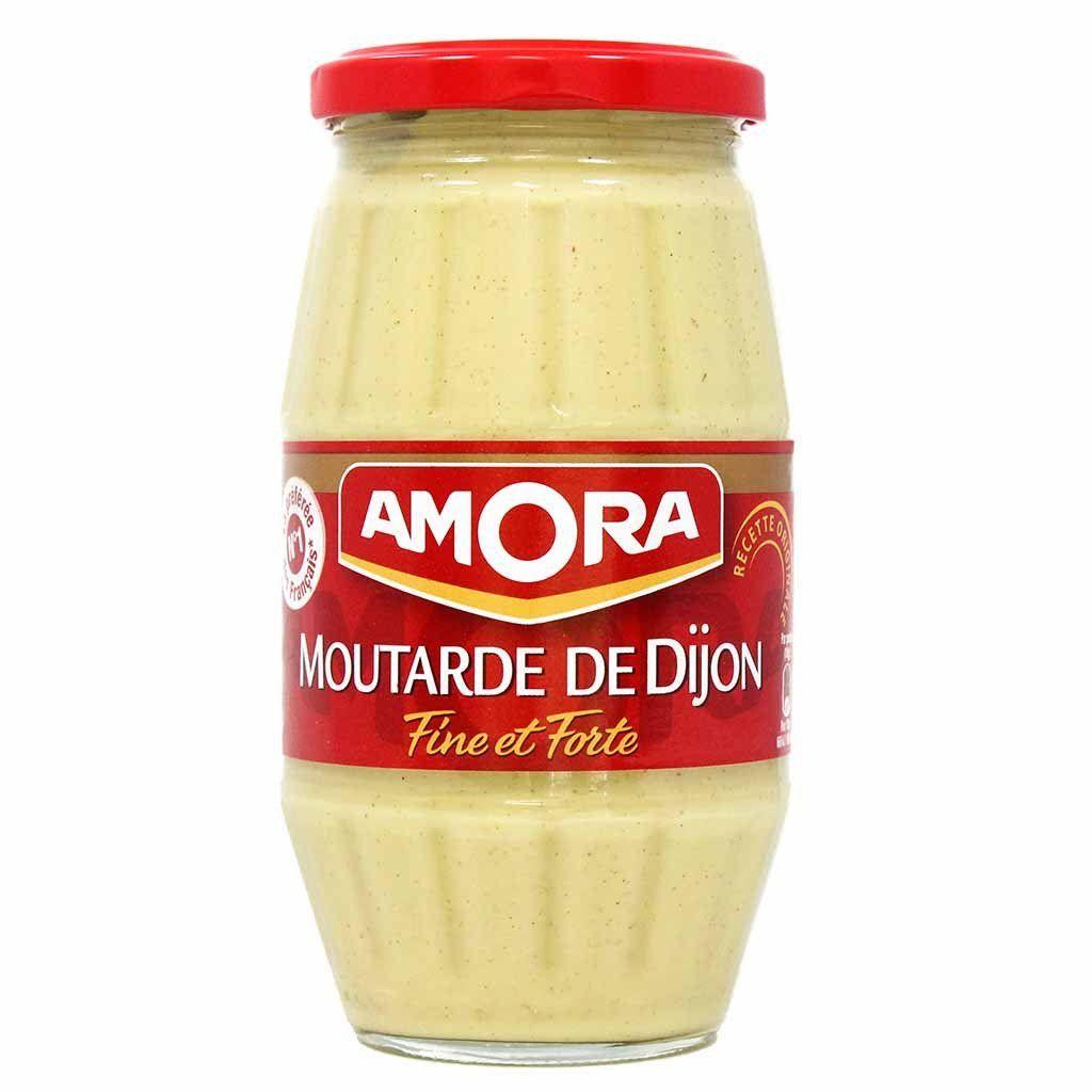 Amora Dijon Mustard Large Jar 15 5 Oz Dijon Mustard Dijon Flavorful Potatoes