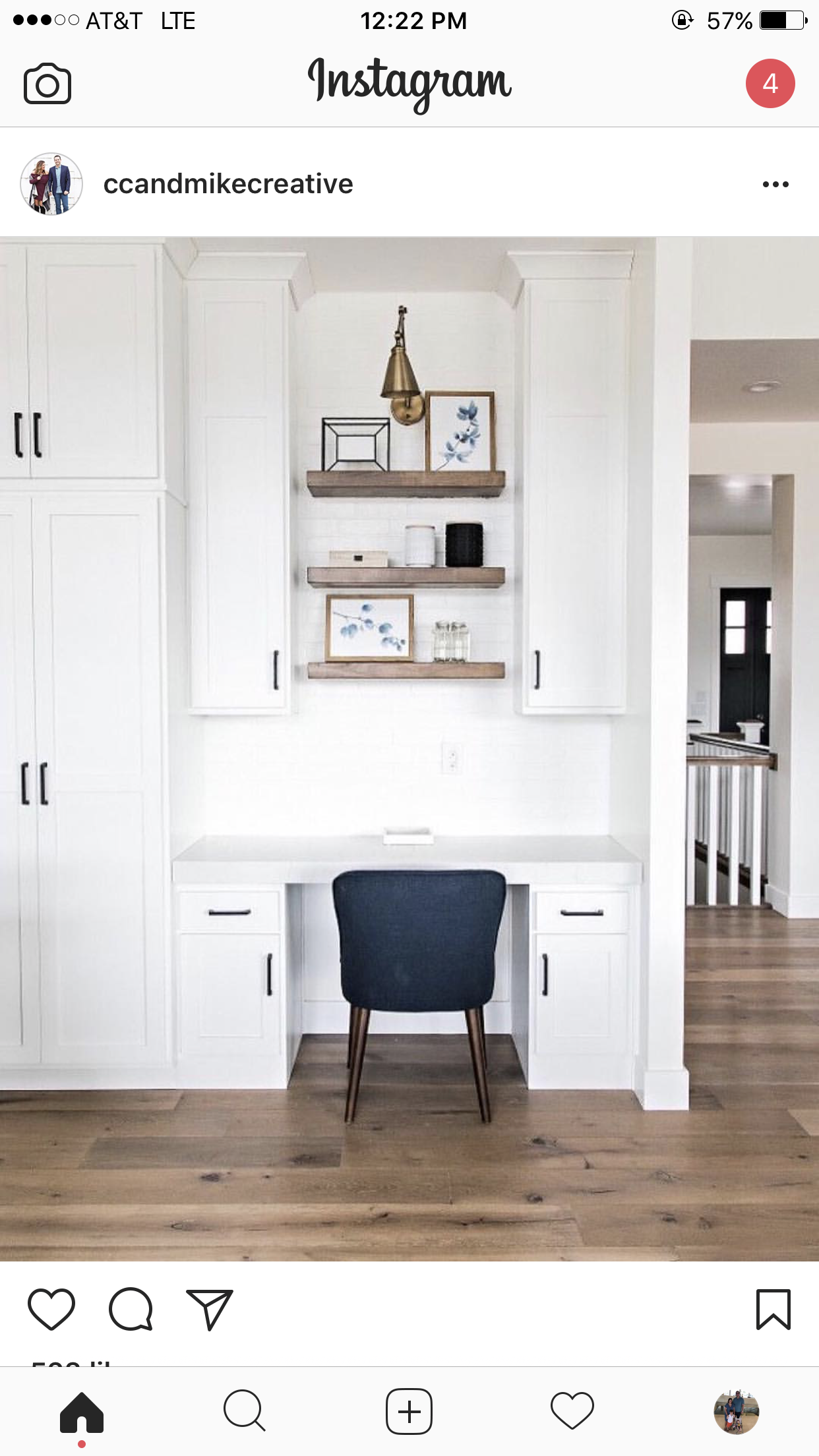 Open up some soace | For the Home | Pinterest | Office nook, Larder ...
