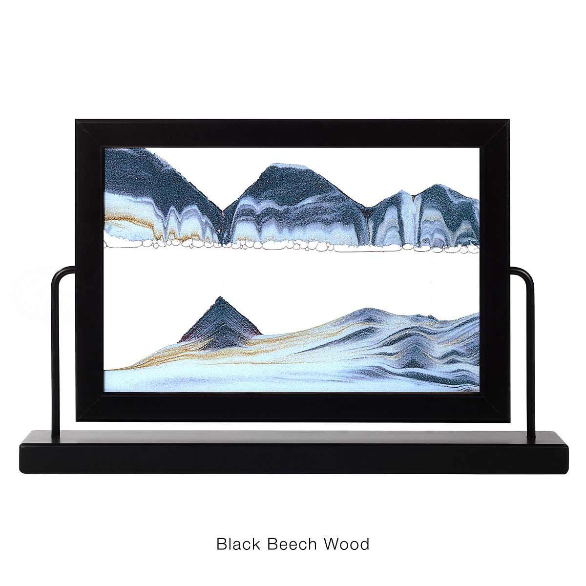Desktop sand windows walnut black beech klaus bosch