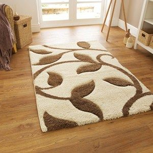 Fashion Carving 7647 Rugs in Blue Brown - Free UK Delivery - The Rug Seller