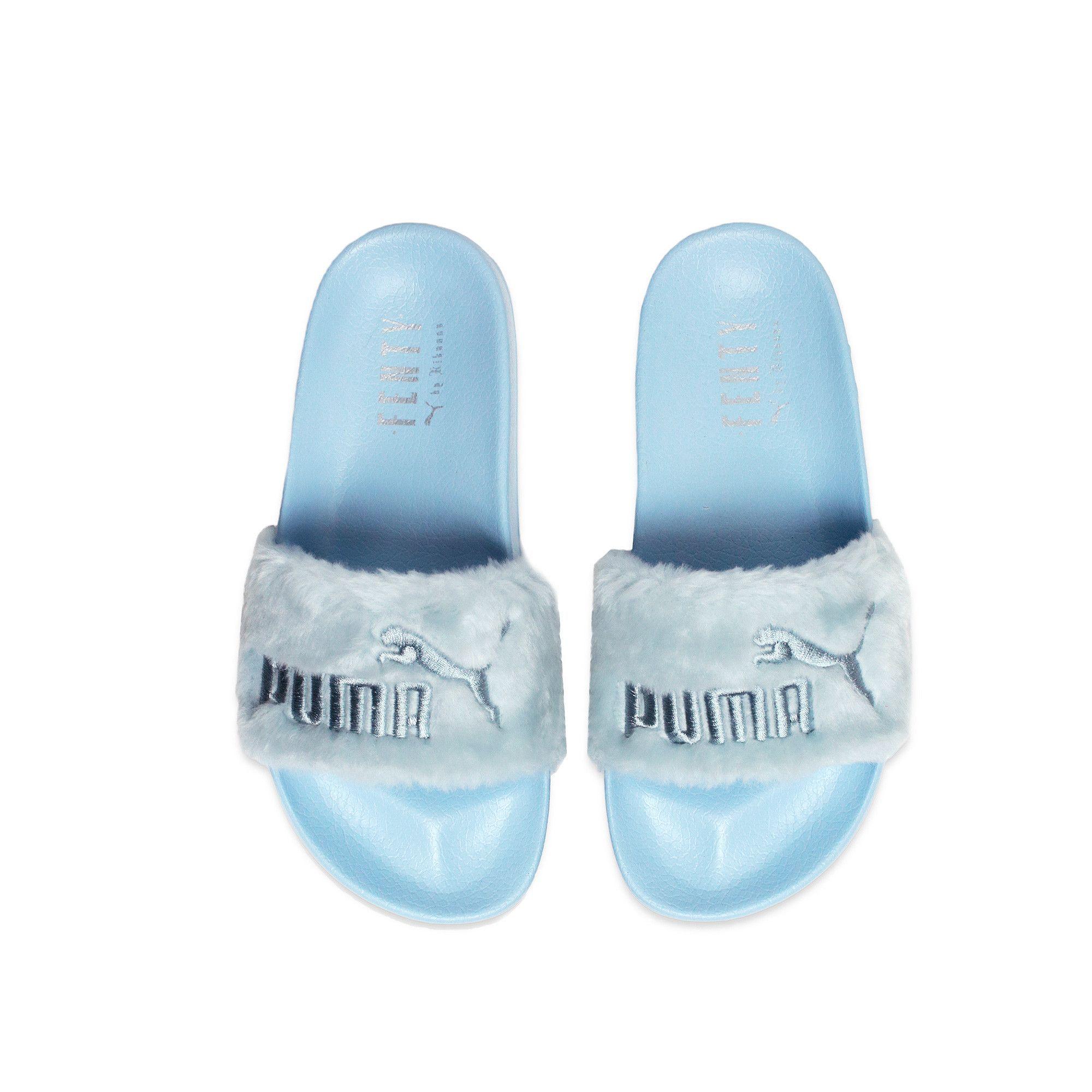 5204c6752 pumashoes$29 on | Shoes | Fenty fur slides, Fashion, Pumas shoes