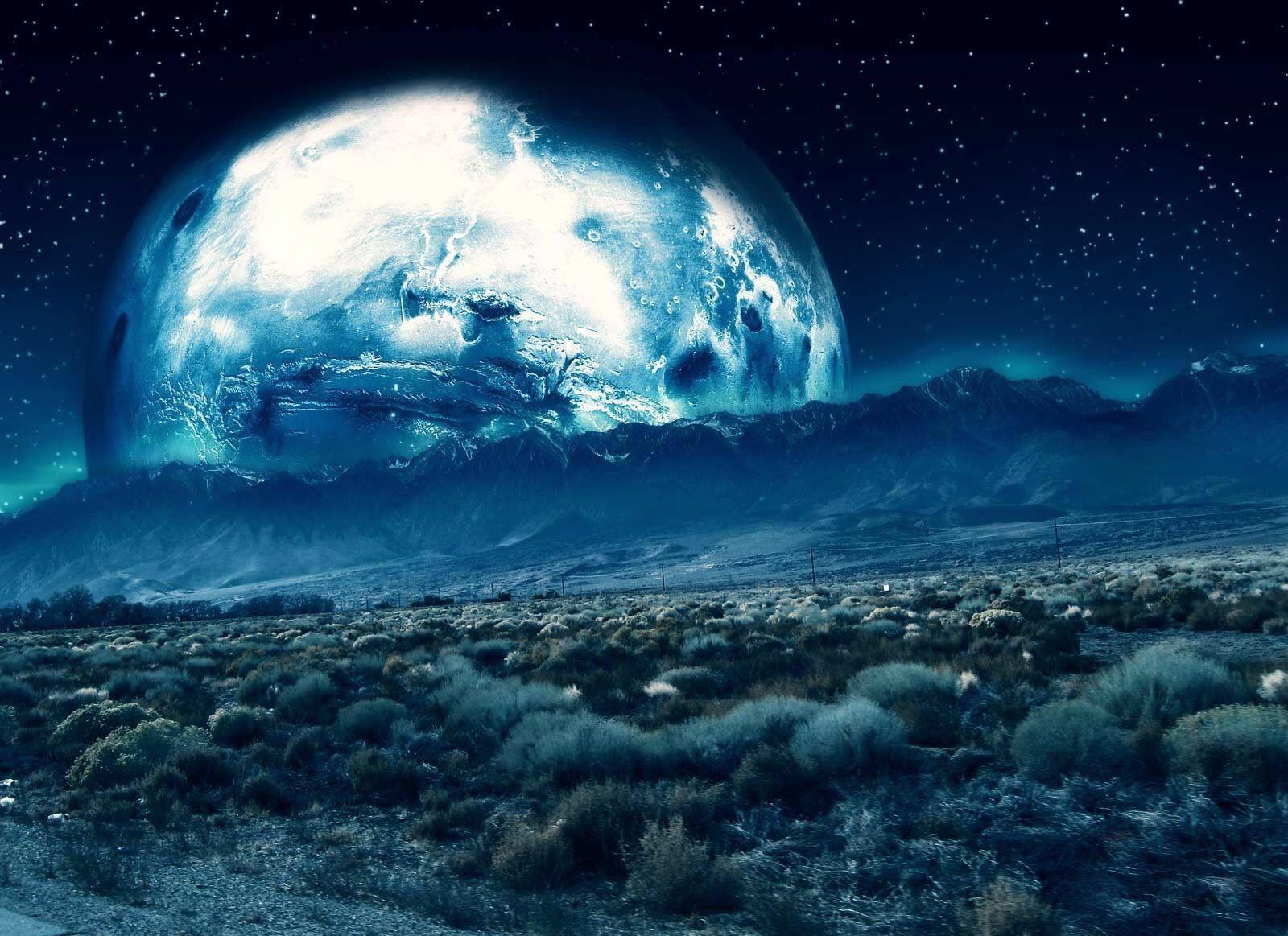 صور خلفيات ديسك توب خلفيات متحركة وساكنة لسطح المكتب خلفيات Sci Fi Wallpaper Space Art Fantasy Art Landscapes