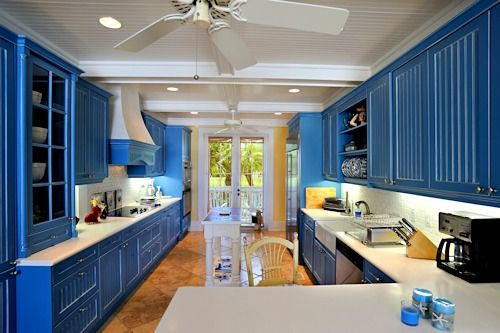 Cool Tropical Dream Kitchen At Vacation Rental Estate Sunset Interior Design Ideas Gentotryabchikinfo
