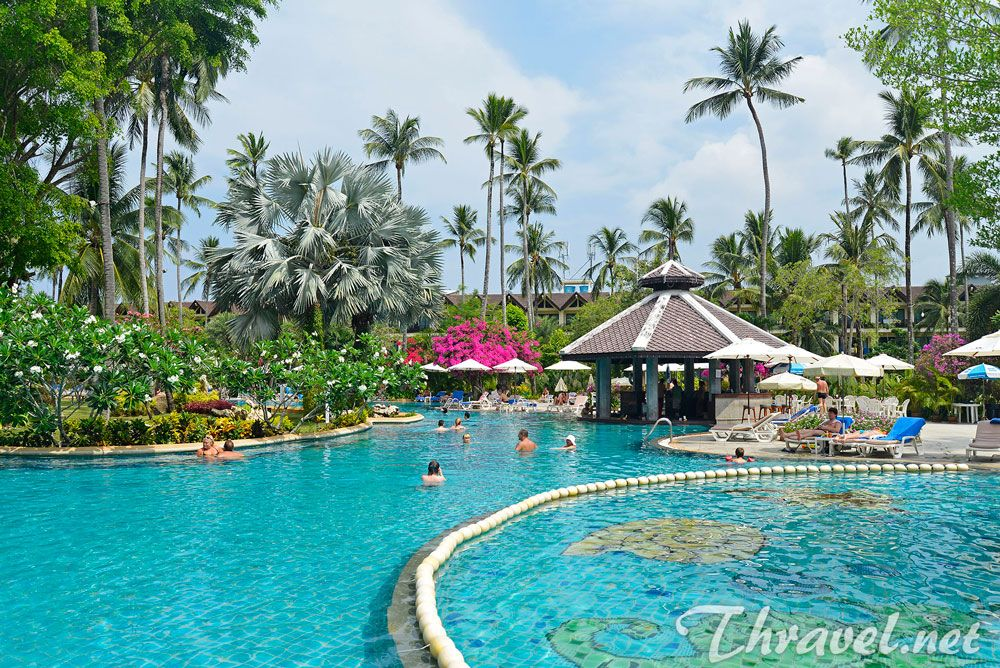 Duangjitt Resort Spa Hotel Patong Beach Et Thailand September Ill Be Here