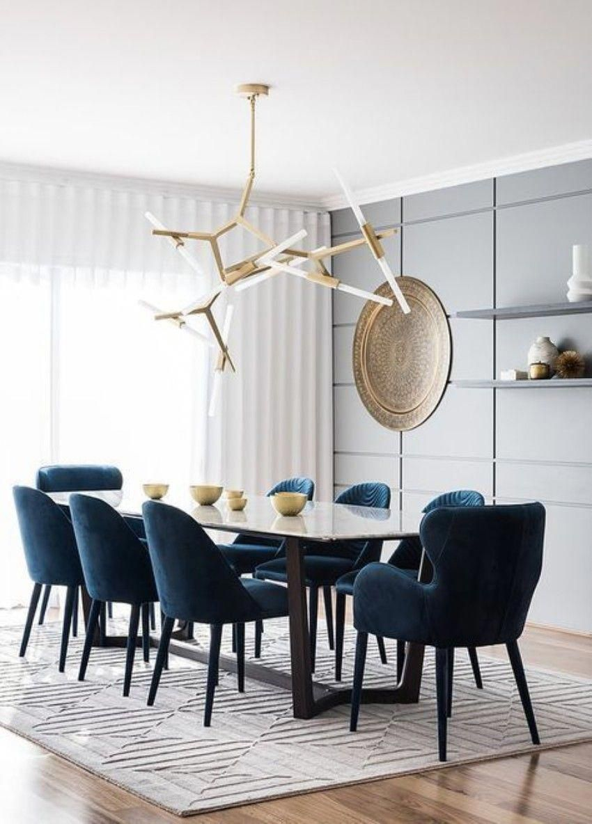 20 Modern Luxury Dining Rooms Design Ideas For Good Your Home