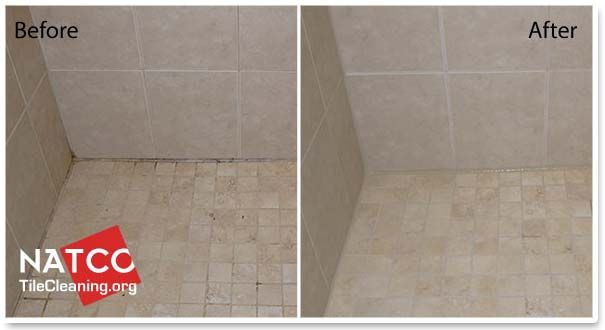 How to professionally re caulk a tile shower house - How to professionally clean a bathroom ...