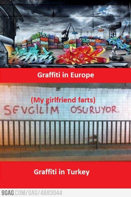 Epic Graffiti Is Epic Best Funny Pictures Graffiti Best Memes