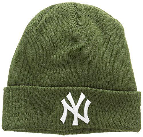 New Era Essential Casquette Homme Bonnet New York Yankees Logo