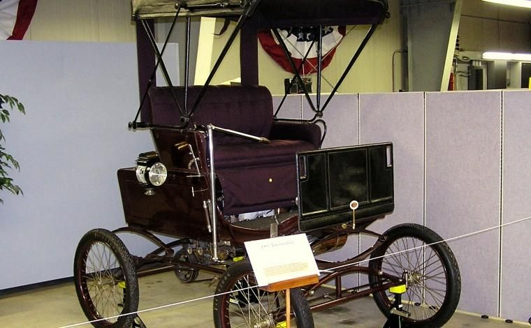 1900 Locomobile