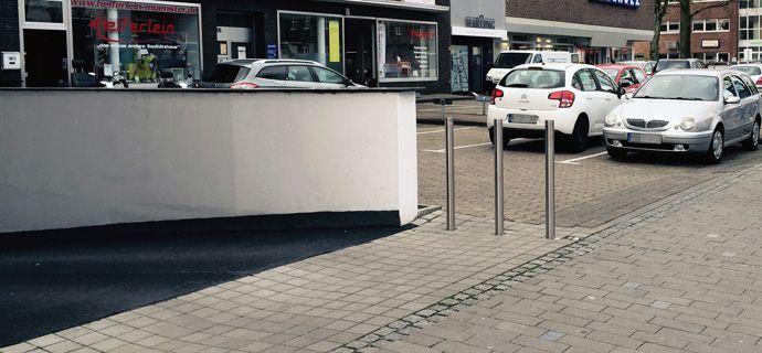 Epic Poller Bollards Stadtmobiliar Street Furniture Strassenm bel Stadtm bel
