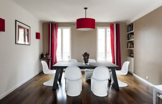 {Paris} Penthouse Duplex near Trocadéro for sale