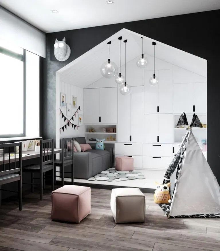31 Affordable Kids Bedroom Design Ideas That Suitable For Kids Bedroom Design Modern Kids Room Creative Kids Rooms