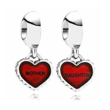 Pandora Piece Of My Heart Daughter Dangle Charm