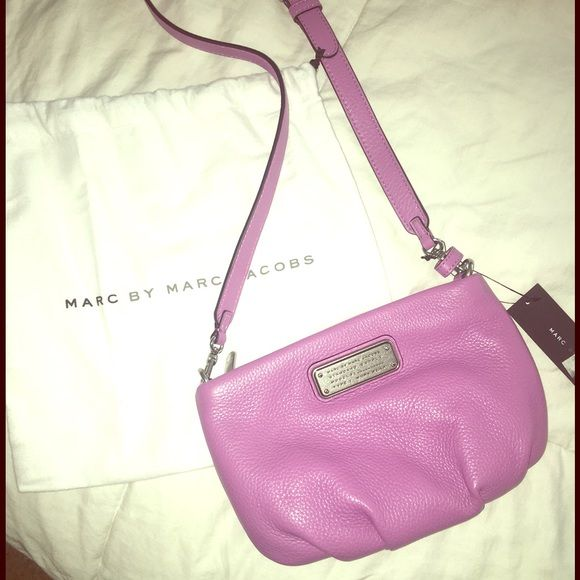1eaaf4255d0e6 REDUCED🚩NWT Marc by Marc jacobs classic Q Percy FIRM . Brand new PRICE DROP