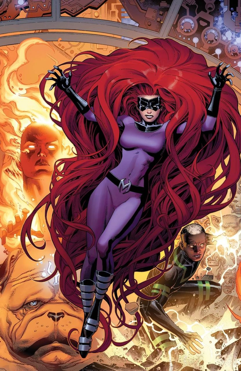 First Look: UNCANNY INHUMANS #1 - Comic Vine | Artistic sh